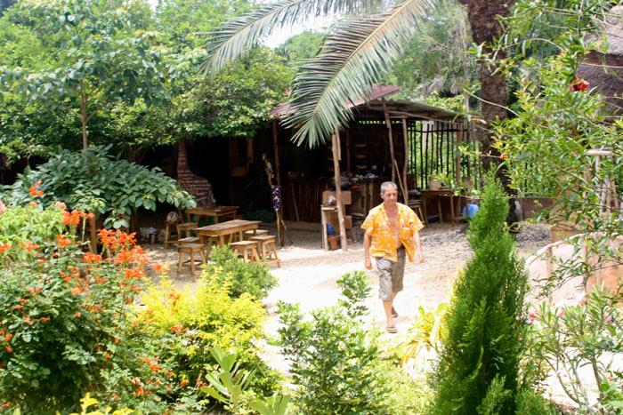 Le Jardin Secret Ouidah